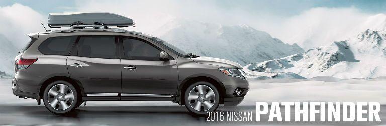2016 Nissan Pathfinder Davis Vacaville CA