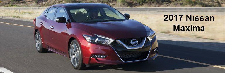 2017 Nissan Maxima Davis Vacaville CA