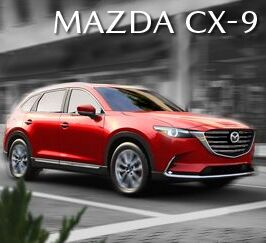 2021 Mazda CX-9 Brochure