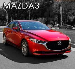 2021 Mazda3 Brochure