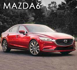 2021 Mazda6 Brochure