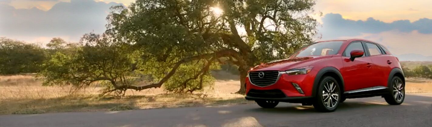 The ALL NEW Mazda CX 3 Has ARRIVED .