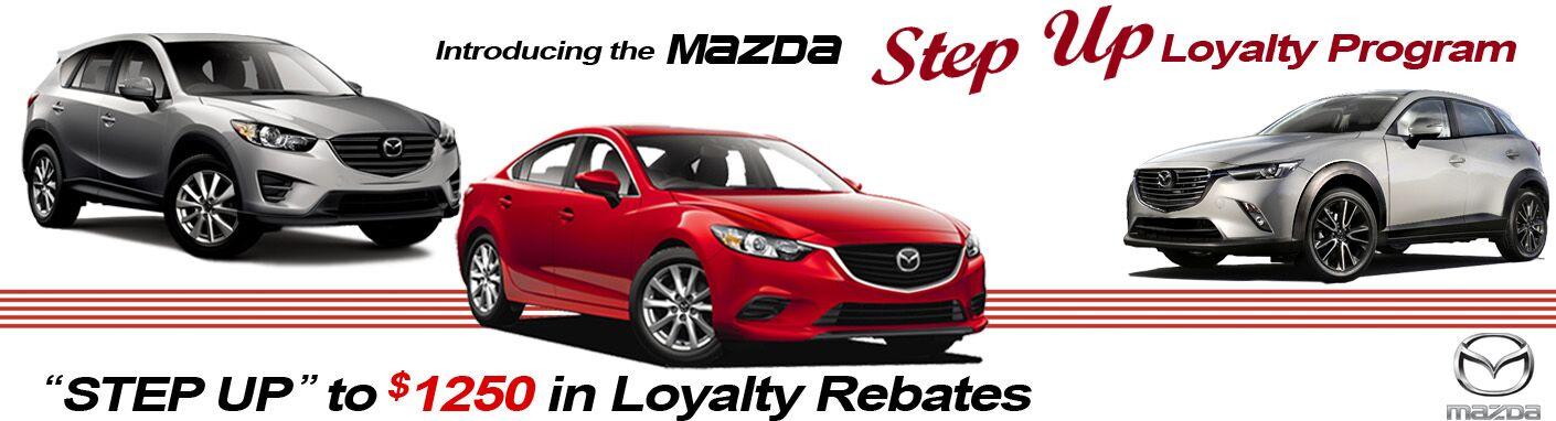 Savings Discounts Rebates Washington Township Cherry Hill Marlton - Mazda loyalty program
