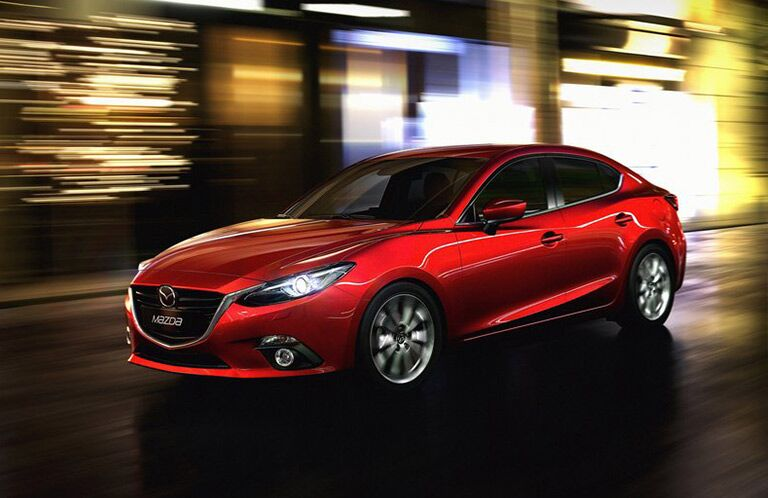 New Mazda3 at Maple Shade Mazda