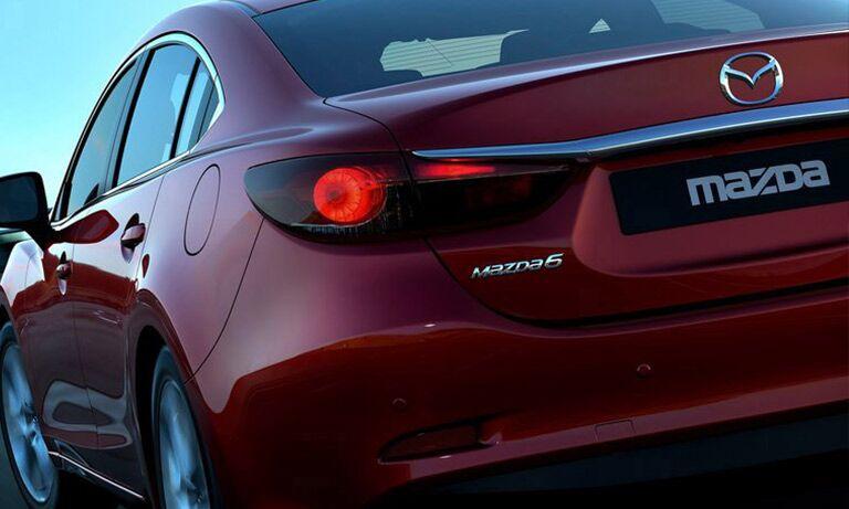 New Mazda6 at Maple Shade Mazda
