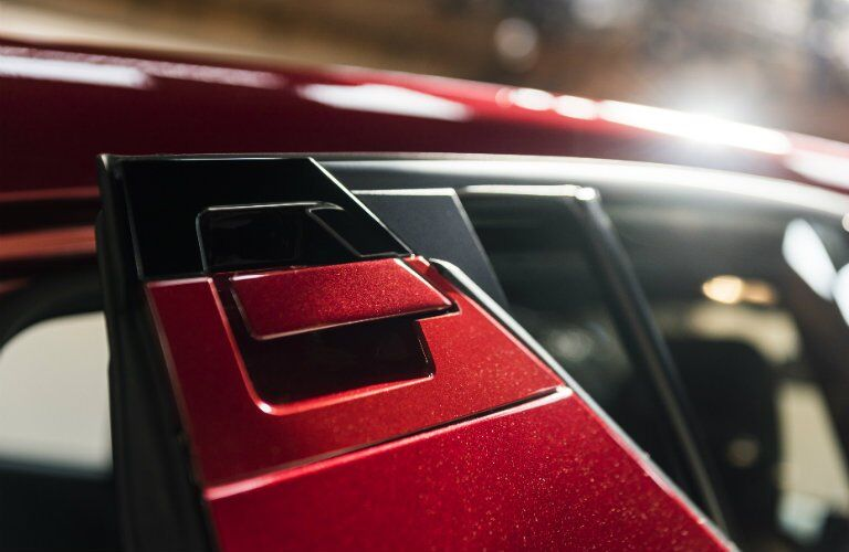2018 Toyota C-HR Door Handle