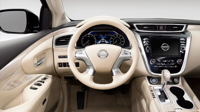 2015 Nissan Murano Light Leather