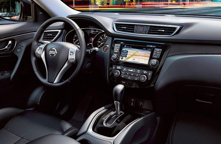 2015 Nissan Rogue vs 2015 Mazda CX-5
