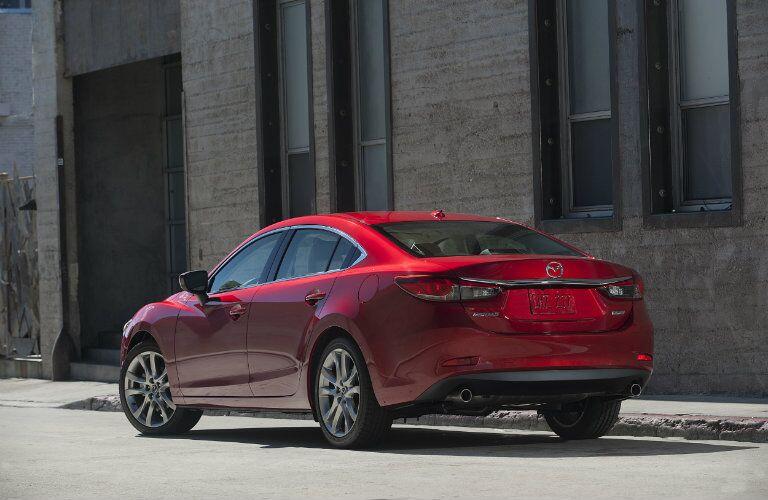 2015 Mazda Comparisons
