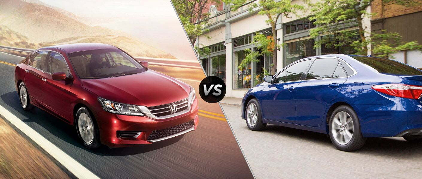 2015 honda accord sedan vs 2015 toyota camry for Honda vs toyota reliability