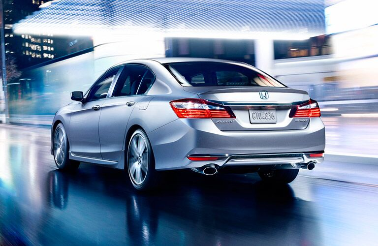 2016 Honda Accord LX vs 2016 Honda Accord Sport