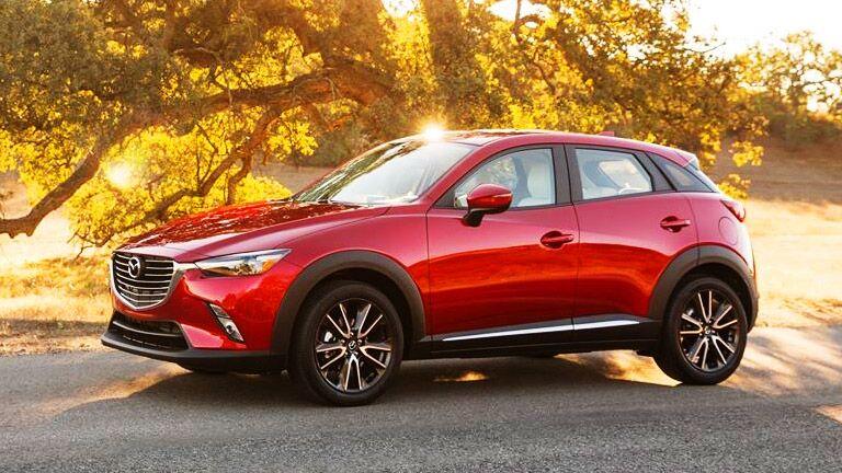 2016 Honda HR-V vs 2016 Mazda CX-3