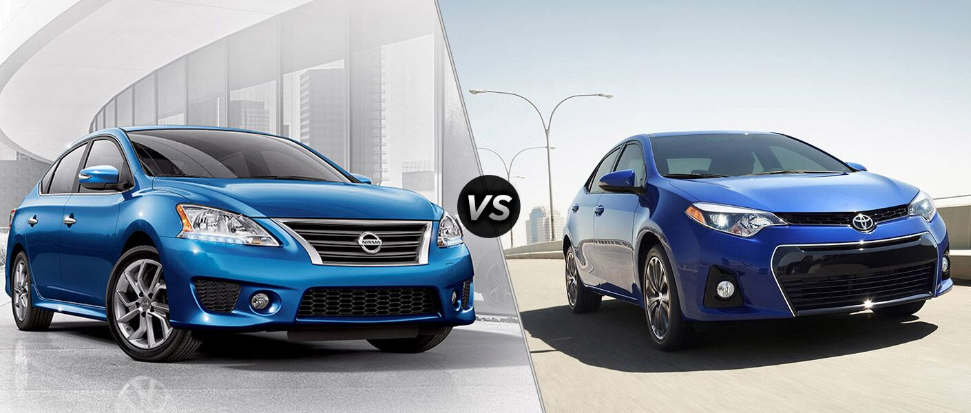2016 nissan sentra vs 2016 toyota corolla. Black Bedroom Furniture Sets. Home Design Ideas