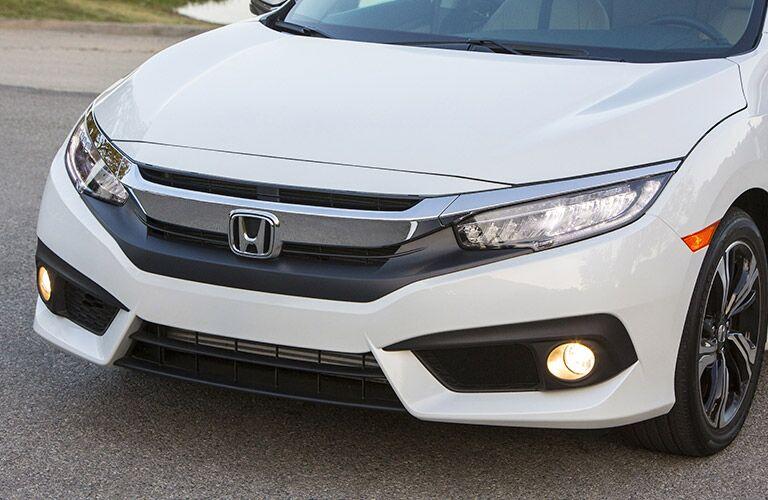 2017 Honda Civic Front Bumper