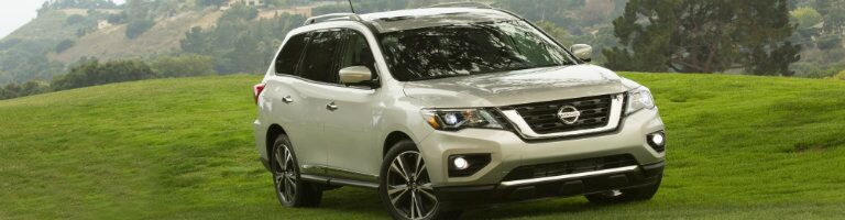 You May Be interested in Nissan Pathfinder