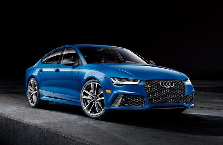 2018 Audi RS 2
