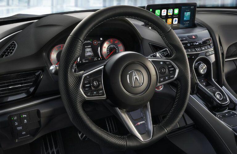 2019 Acura RDX interior front