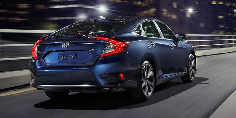 New Honda Civic For Sale in Chicago IL