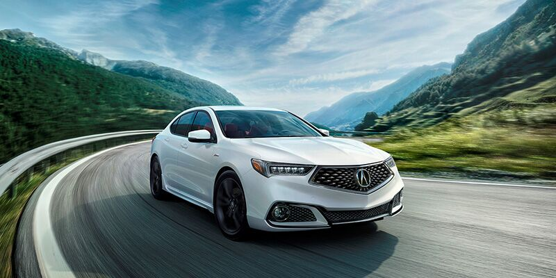 New Acura TLX For Sale in Chicago IL