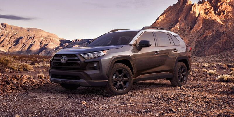 New Toyota RAV4 For Sale in Chicago IL