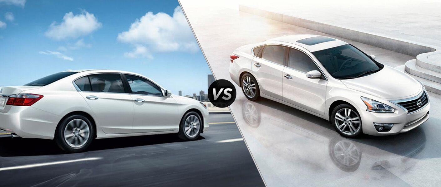 2015 honda accord vs 2015 nissan altima for Honda accord base model