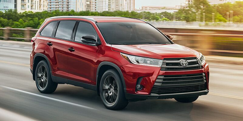 New Toyota Highlander For Sale in Chicago IL