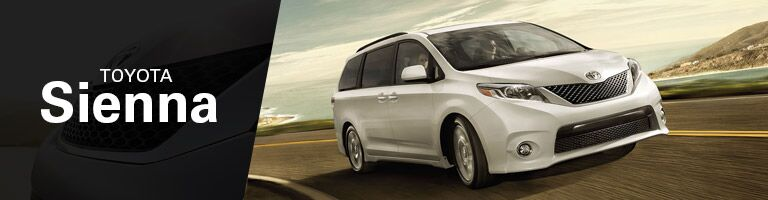 You May Also Like the Toyota Sienna