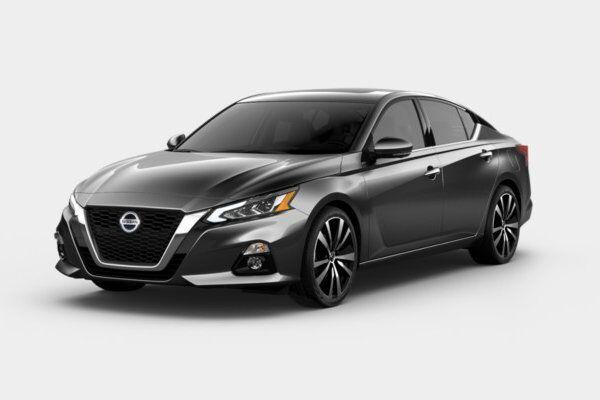 2019 Nissan Altima  Platinum VC-Turbo™