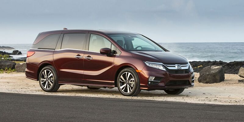 New Honda Odyssey For Sale in Chicago IL