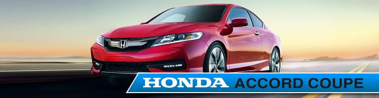 You May Be interested in Honda Accord Coupe