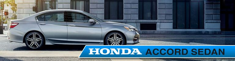 You May Be interested in Honda Accord Sedan