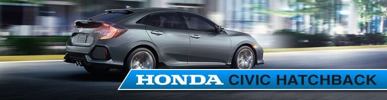 You May Be interested in Honda Civic Hatchback