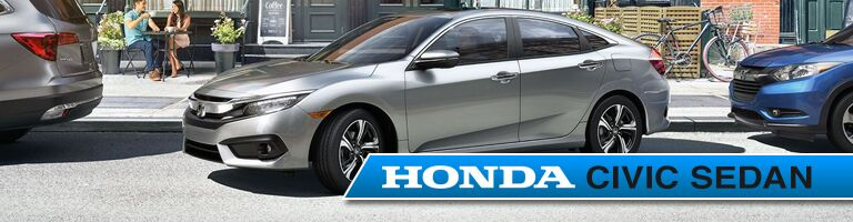 You May Be interested in Honda Civic Sedan
