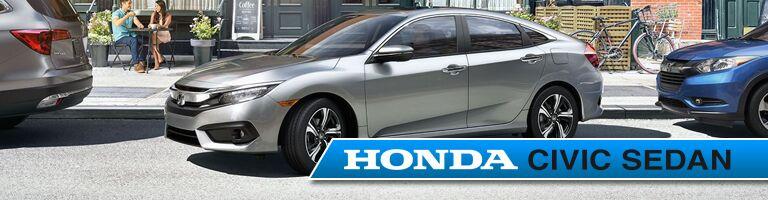 You May Be interested in Honda Civic Sedan