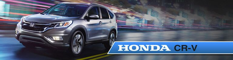 You May Be interested in Honda CR-V