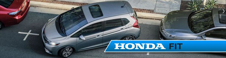 You May Be interested in Honda Fit