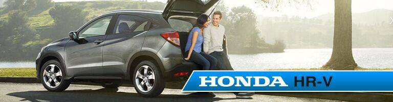You May Be interested in Honda HR-V