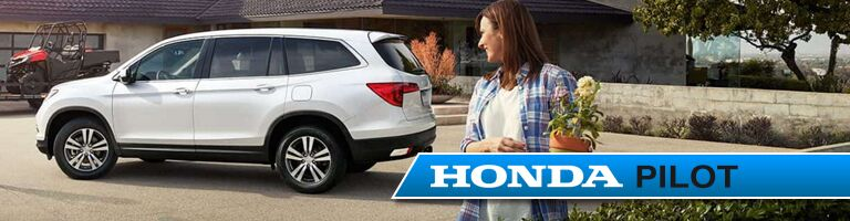 You May Be interested in Honda Pilot