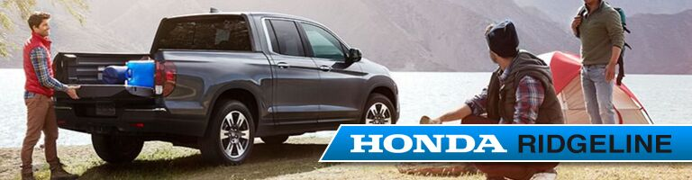 You May Be interested in Honda Ridgeline