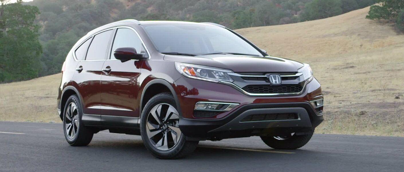 2015 Honda CR-V 2WD vs. AWD