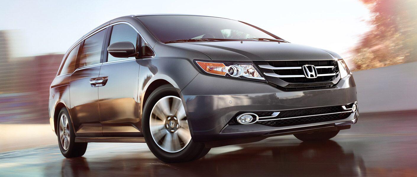 2015 Honda Odyssey Chicago