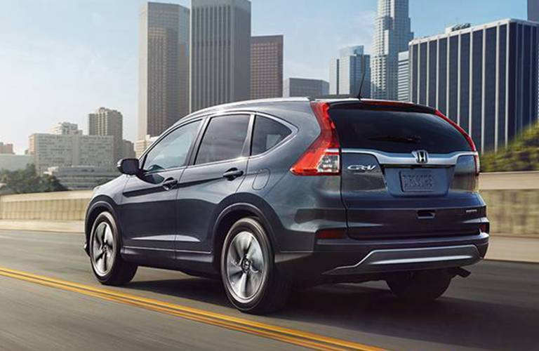 2016 Honda Cr V Ex L Vs Touring Price
