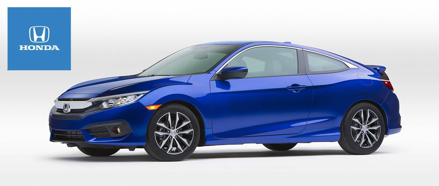 2016 Honda Civic Coupe in Chicago and Orland Park, IL