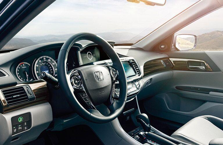 2016 Honda Accord Interior View