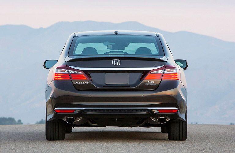2016 Honda Accord Touring Rear