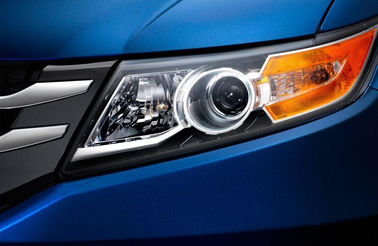 2016 Honda Odyssey Headlight