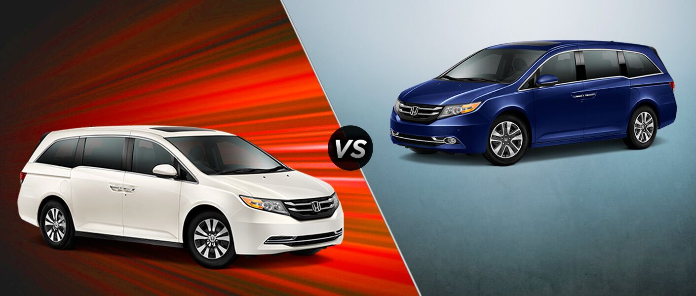 Honda Odyssey Ex L Vs Touring >> Chicago Illinois Honda Dealership Continental Honda