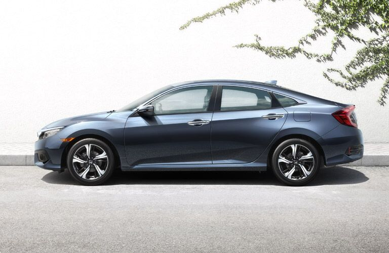 2016 Honda Civic vs 2015 Honda Civic gas mileage