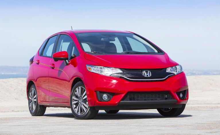 2016 Honda Fit vs. 2015 Honda Fit