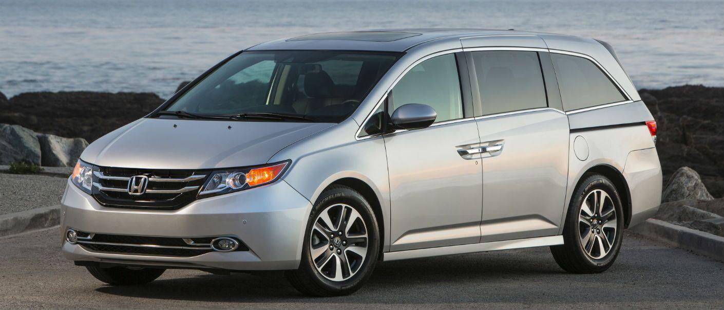 2016 Honda Odyssey vs 2015 Honda Odyssey
